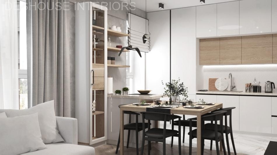 Дизайн проект кухни г. Екатеринбург