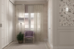Дизайн интерьера прихожей 14,0 кв.м., Сысертский р-н