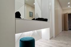 Дизайн интерьера прихожей/коридор в г. Екатеринбург