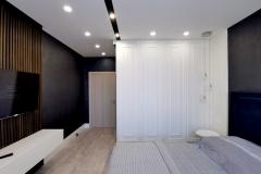 Дизайн интерьера спальни в г. Екатеринбург